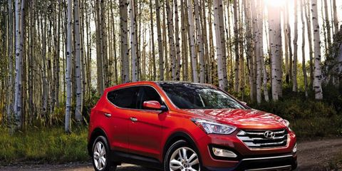 The 2013 Hyundai Santa Fe Sport 2.0T is an excellently sorted automotive appliance: functional, economical to operate, smooth, quiet and practical.