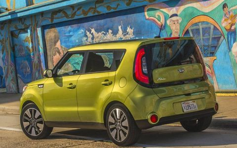 The 2014 Kia Soul is wildly popular with buyers, selling 115,000 a year beating out even the more mainstream subcompact vehicles.
