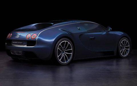 An AW Flash Drive: 2011 Bugatti Veyron SuperSport
