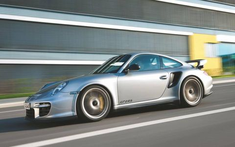 Gallery of the 2011 Porsche 911 GT2 RS
