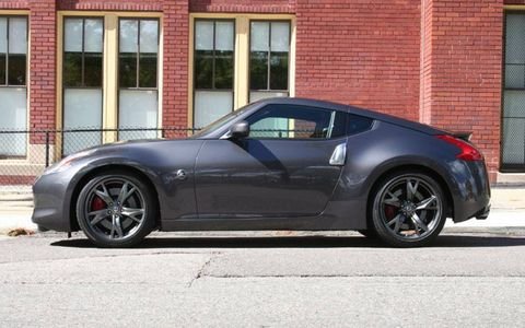 Driver's Log Gallery: 2010 Nissan 370Z 40th Anniversary Edition