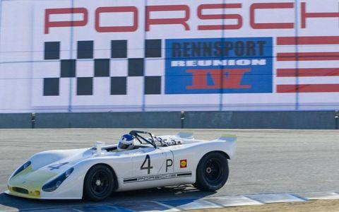 1969 Porsche 908 driven by Joe Buzzetta