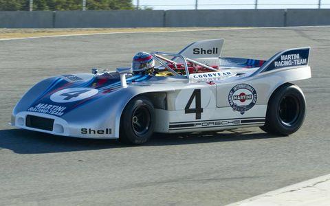 1971 Porsche 908/3 driven by Phil Daigrepont