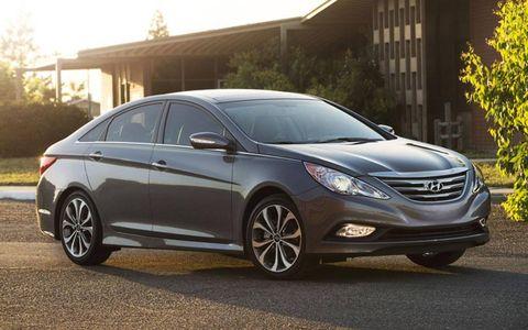 The 2014 Hyundai Sonata gets interior upgrades for the new year.