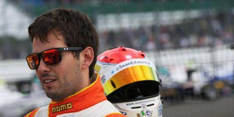 ALMS and Porsche Supercup racer Sean Edwards was 26.