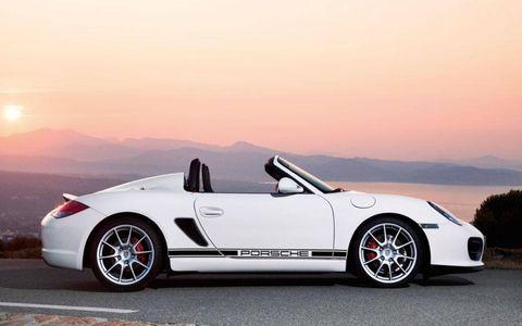 Driver's Log: 2011 Porsche Boxster Spyder
