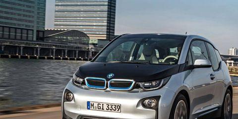 The BMW i3 is set to go on sale in the U.S. in March of 2014.