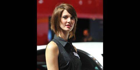 2010 Paris Auto Show models