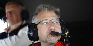Craig Hampson is with Dale Coyne Racing with Vasser and Sullivan.