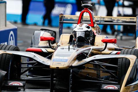 Sights from the Formula E Paris ePrix, Saturday,April 28, 2018.