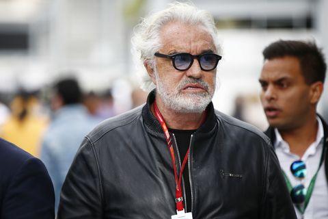 Sights from the F1 Azerbaijan Grand Prix, Sunday April 29, 2018.