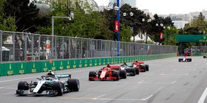 One of the biggest complaints of many F1 observers is the lack of passing in Formula 1 races.