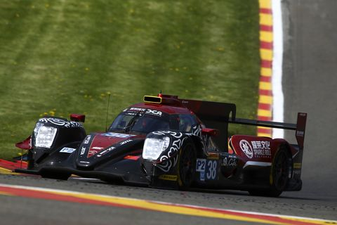 Sights from the WEC 6-Hours of Spa-Francorchamps Saturday May 5, 2018.