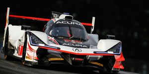 Ricky Taylor and Helio Castroneves took top honors for Acura at Mid-Ohio on Sunday.
