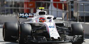Robert Kubica was named the Williams reserve driver earlier this year.