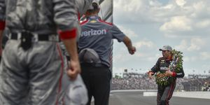 Indy 500 winner Will Power would like to try his hand at NASCAR someday.