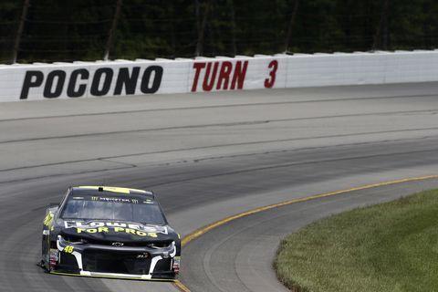 Sights from the NASCAR action at Pocono Raceway Friday, June 1, 2018.