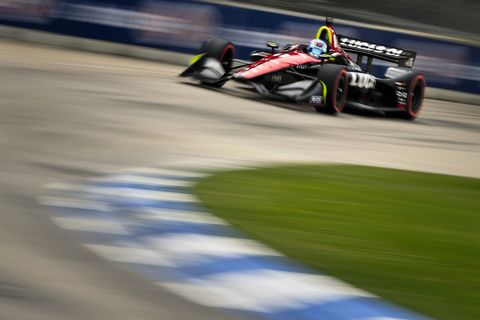 Sights from the IndyCar Chevrolet Detroit Grand Prix at Belle Isle Park Race 1 Saturday June 2, 2018