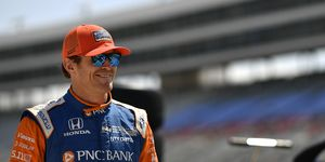 Scott Dixon is in the final year of his contract with Chip Ganassi Racing, a team he has been with since 2002.