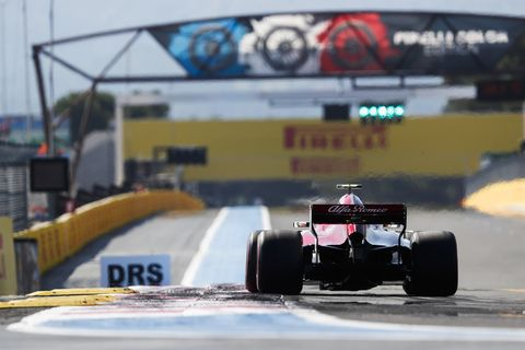 Sights from the Circuit Paul Ricard ahead of the F1 French Grand Prix Saturday June 23, 2018.