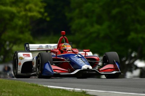 Sights from the IndyCar Series Grand Prix Road America , Friday June 22, 2018.