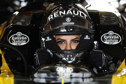 Sights from the action at the F1 French Grand Prix Sunday June 24, 2018.