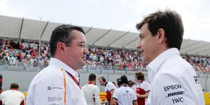 Long-anticipated changes are finally coming to McLaren Motorsports with the resignation of Eric Boullier.