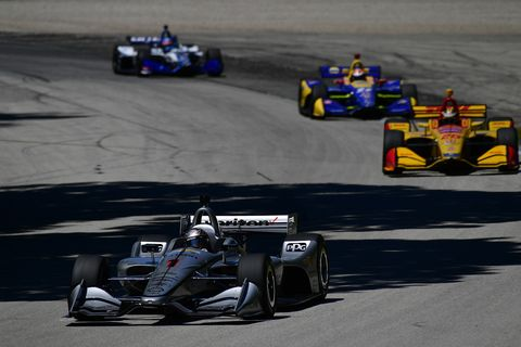 Sights from the IndyCar Series Grand Prix Road America , Sunday June 24, 2018.