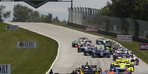 The Verizon IndyCar Series continued its recent trend of growth as car counts and interest surged in 2018.