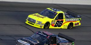 Toyota and Ford hope future NASCAR engine formulas will allow for OEM options to return to the Truck Series.