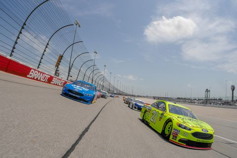 Sights from the NASCAR action at Chicagoland Speedway Sunday, July 1, 2018.
