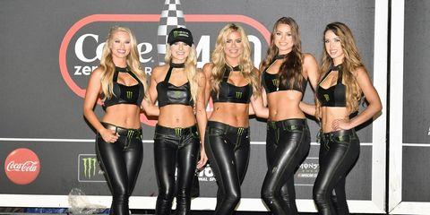 Sights from the NASCAR action at Daytona International Speedway, Saturday July 7, 2018.