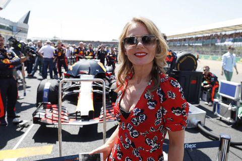 Sights from the F1 British Grand Prix Sunday July 8, 2018.