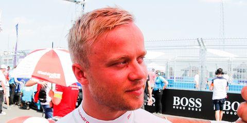 Felix Rosenqvist signed a multiyear deal with Chip Ganassi Racing.