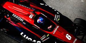 Robert Wickens is still seeking his first Verizon IndyCar Series. He has scored three podium finishes.