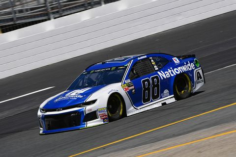 Sights from the NASCAR action at New Hampshire Motor Speedway, Friday July 20, 2018