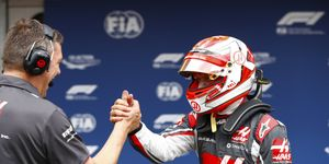 Haas F1 has given Kevin Magnussen permission to enter the Rolex 24 to race alongside his father.