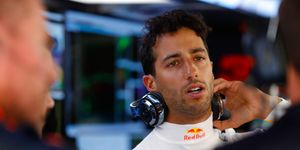 Daniel Ricciardo had a forgettable weekend in Germany and finds himself well back in the points standings.