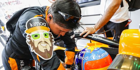 Formula 1 great Fernando Alonso will soon test a Honda-powered Indy car at a soon-to-be-determined venue.