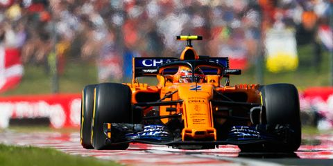 Stoffel Vandoorne has been nothing short of a disappointment to the folks at the McLaren F1 team.