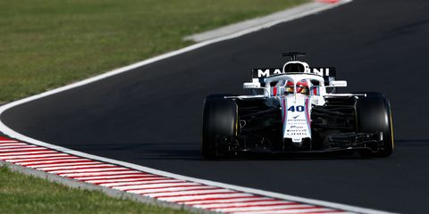 Williams test driver and Formula 1 veteran Robert Kubica's employment status is dependent on the sponsorship other drivers bring to the team.