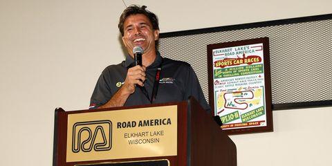Christian Fittipaldi announced his retirement Saturday at Road America.