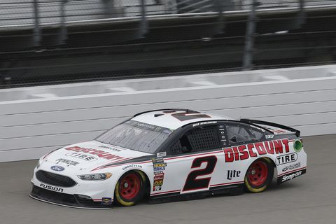 Sights from the NASCAR action at Michigan International Speedway, Friday August 10, 2018.