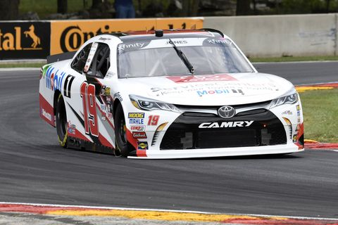 Sights from the NASCAR Xfinity Series action at Road America Saturday August 25, 2018.