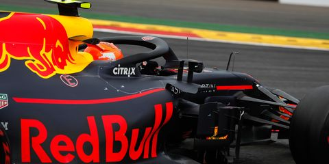 Max Verstappen and Red Bull Racing will be powered by Honda in 2019.