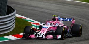 Esteban Ocon, who turns 22 on Sept. 22, is expected to lose his ride at Force India despite the fact that he's currently 10th in the Formula 1 driver standings.