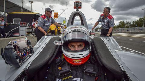 IndyCar at Portland International Raceway Friday August 31, 2018.