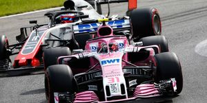 Esteban Ocon is a proven F1 talent, but there may be no rides available for him in the Mercedes pipeline in 2019.
