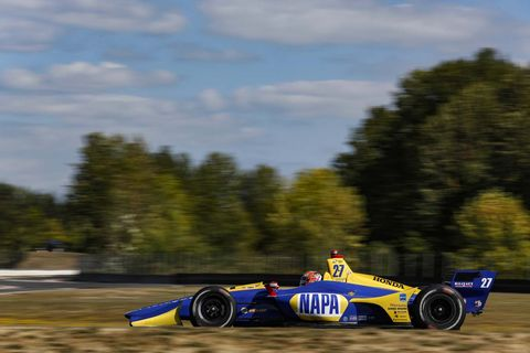 Sights from the IndyCar action at Portland International Raceway Saturday Sept.1 , 2018.