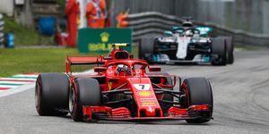 Kimi Raikkonen is moving from Ferrari to Sauber in 2019.